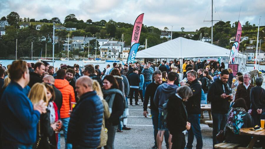 Fal River Festival in Cornwall