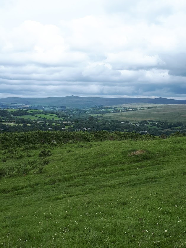 Impressive Brentor - view