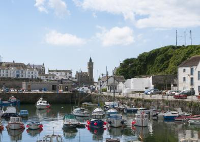 Porthleven Food Festival in Cornwall