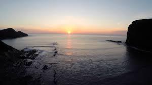Love Cornwall, Sunset