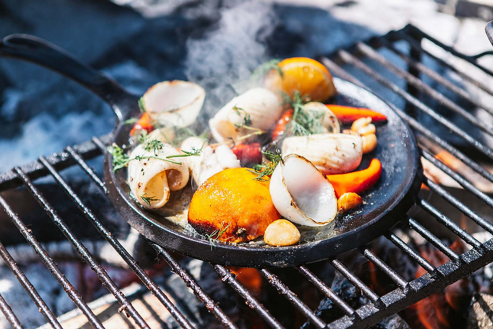 St Ives Food Festival in Cornwall