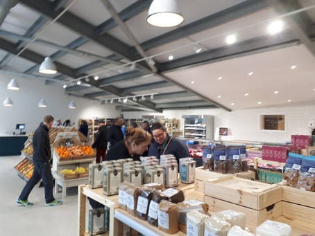 Discover a great farm-shop, deli and cafe