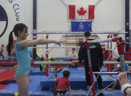 Five Fears Gymnastics Athletes Must Over Come