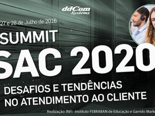 Summit SAC 2020 Infi/Febraban Desafios e tendências no atendimento ao cliente.