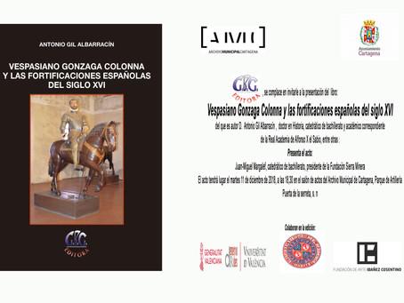 Presentación en Cartagena