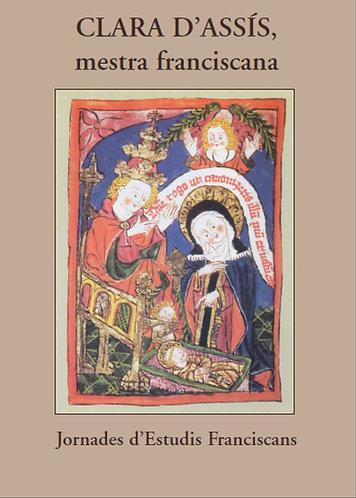 Clara d'Assís, mestra franciscana