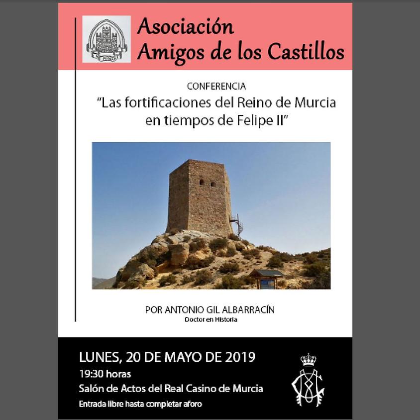 Conferencia en Murcia