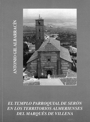 El templo parroquial de Serón