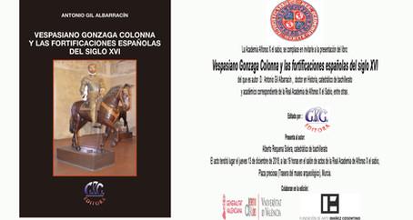 Presentación en Murcia