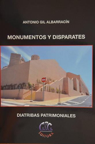 Monumentos y disparates. Diatribas Patrimoniales