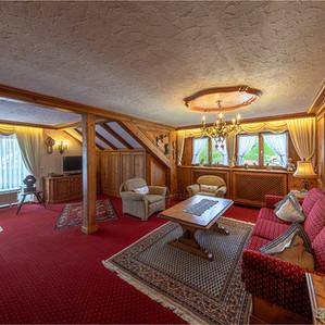 Wohnzimmer Ferienwohnung Lydia Schäck