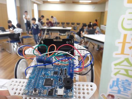 つくばみらい市で秋の子どもロボット・プログラミング教室