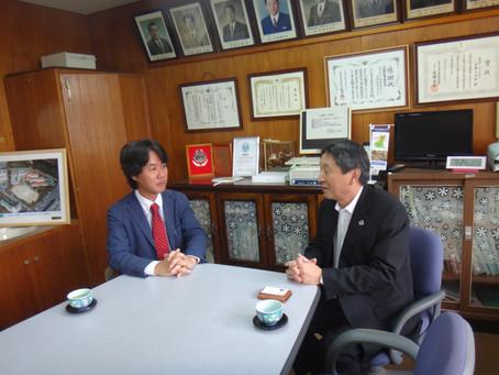 つくば市吾妻小学校遠藤校長にお話をうかがいました。