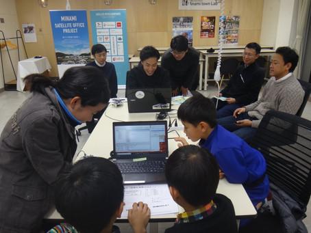 徳島県で親子ロボット・プログラミング教室