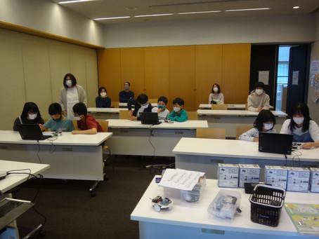 ロボット・プログラミング教室を開催(つくば)
