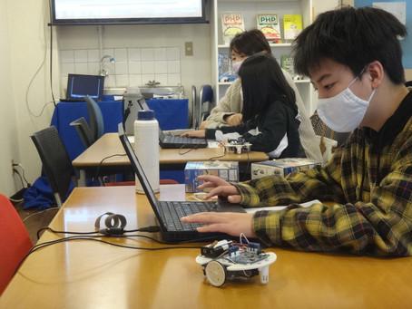 ロボット・プログラミング教室(秋葉原)開催