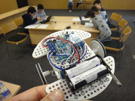 子ども向けロボット・プログラミング教室