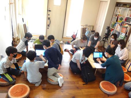 ロボット・プログラミング教室を開催(つくば自由ヶ丘)