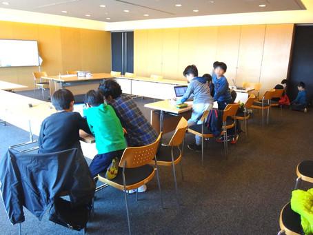 つくば市にてロボット・プログラミング教室開催