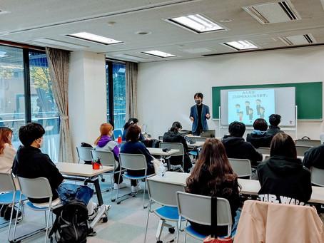 都内の高校にて「お金」と「ロボットプログラミング」の授業
