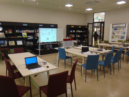 つくば竹園で親子プログラミング教室