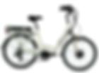 Pop'Bike white eBikes