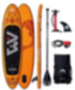 Pop'Bike paddle orange