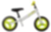 Velo Pop'Bike enfants de 2 à 4 ans