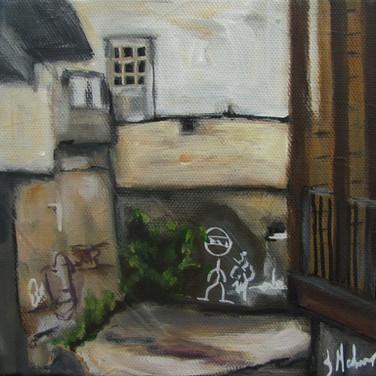 Oeuvre de l'artiste peintre Johanne MaheuxOeuvre de l'artiste peintre Johanne Maheux