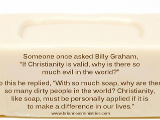 Powerful words of truth from Billy Graham
