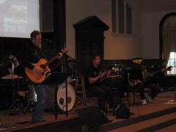 Brian, JohnTedeski & Frank Faccioli