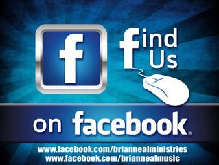 Follow Brian on Facebook