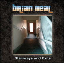 """""""STAIRWAYS & EXITS"""" - CD (Autographed)"""