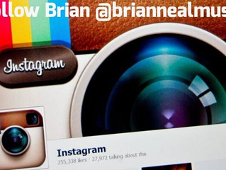Follow Brian on Instagram