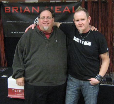Brian & Pastor Chuck Kieffer