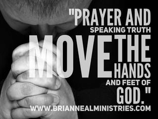 Prayer and Speaking Truth