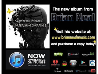 """Checkout the """"TRANSFORMED"""" album online today!!!"""