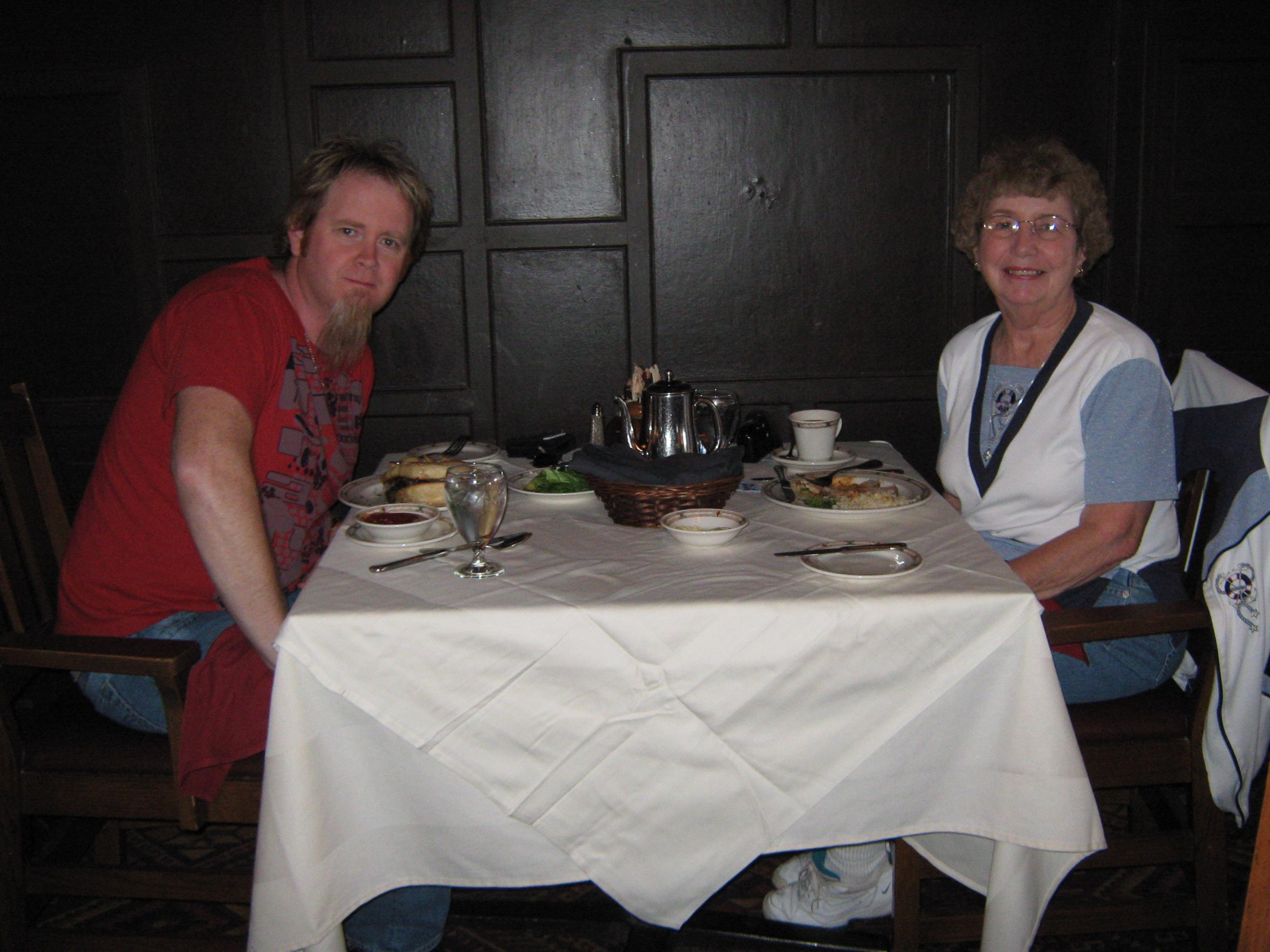 Brian & June Poe