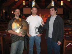Ron L., Dathan Juck & Steve Wilson
