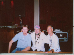 Brian w/Don Wheeler & Kevin Spence