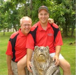 Uncle Dave Stephens & Scott Stephens