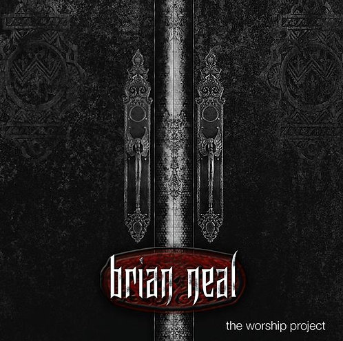 """""""THE WORSHIP PROJECT"""" - CD (Autographed)"""