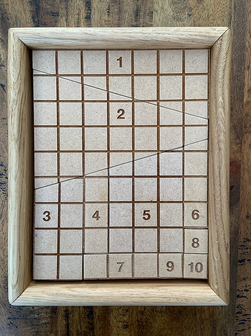 Winston Freer Tile Puzzle