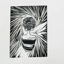 Collection Les Petits Dos - Dame de Printemps