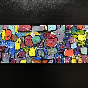 Les Petits Cubiques - Palette