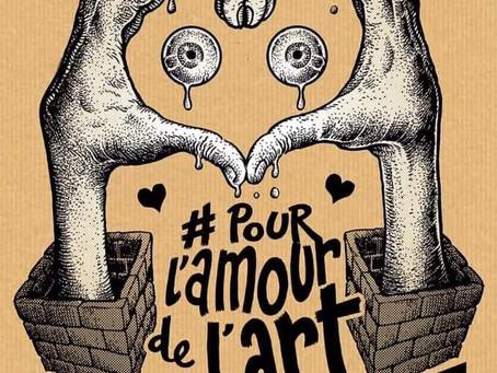 Pour l'Amour de l'Art !