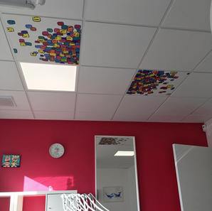 Les Petits Cubiques chez le dentiste !