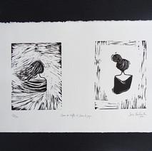 Collection Les Petits Dos - Duo de Dames