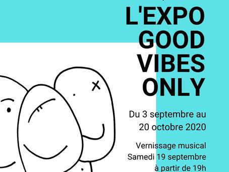 Good Vibes Only à La Conciergerie - Labo de quartier Nantes