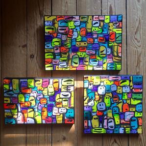 Collection Les Petits Cubiques